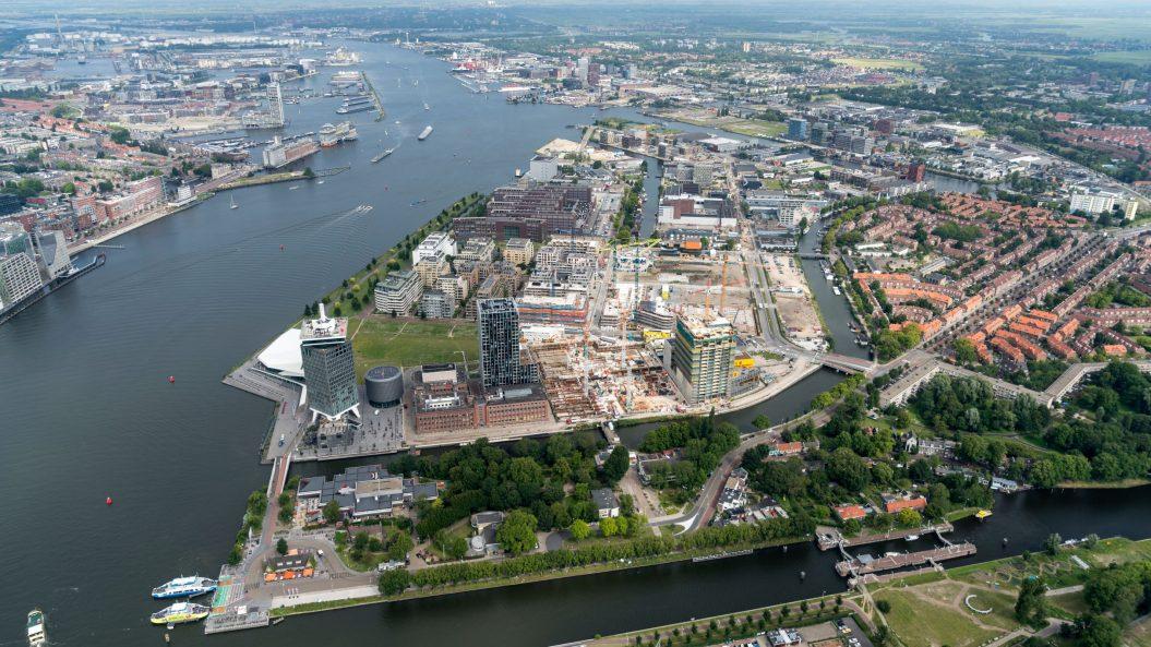 Gentrificatie en toerisme in Amsterdam